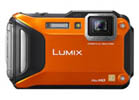 PANASONIC LUMIX DMC FT-5